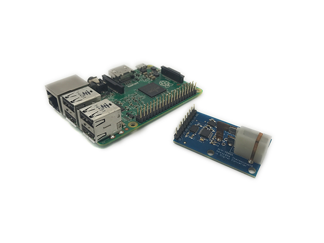 Single Board Prototype with Raspberry PI2